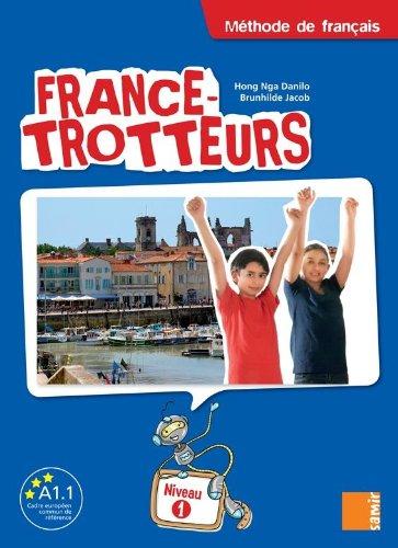 FRANCE TROTTEURS NOUVEAU 1 (LIVRE) por Hong Nga Danilo