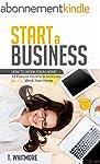 Online Startups: Start a Business (Ho...