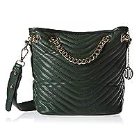 Inoui satchel bag for women-BJX8801C-Green