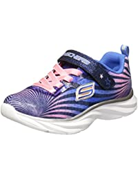 Skechers Pepsters Colorbeam, Baskets Basses Fille