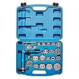 KRAFTPLUS® K.211-1422 Druckluft Bremskolbenrücksteller-Satz / Werkzeug - 22-tlg.