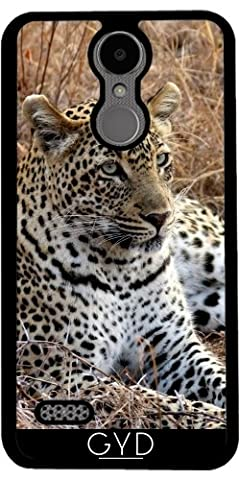 Hülle für LG K4 2017 - Leopardkatze Tiger Und Löwe by WonderfulDreamPicture