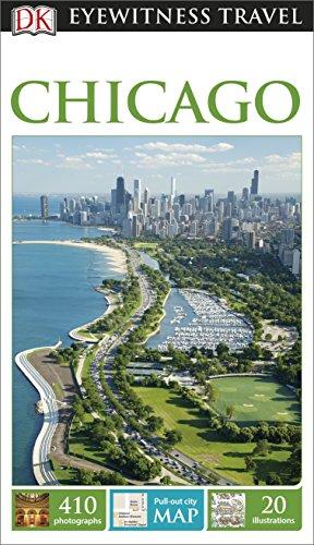 DK Eyewitness Travel Guide. Chicago