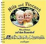 Mila und Vincent auf dem Bauernhof