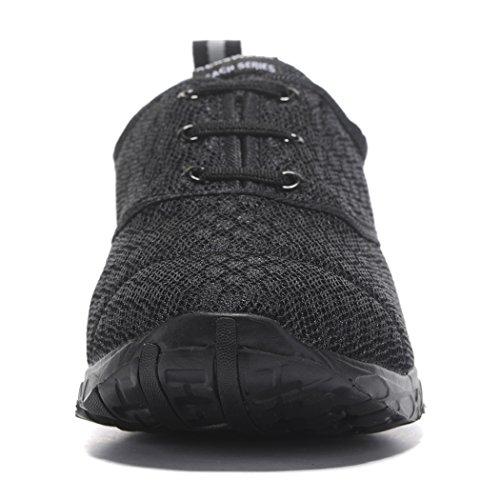 Kenswalk , Herren Aqua Schuhe All Black