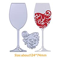 Canifon Stencils Metal Cutting Dies Diy Paper Card Stencils For Crafts Reusable Flower Furniture Painting