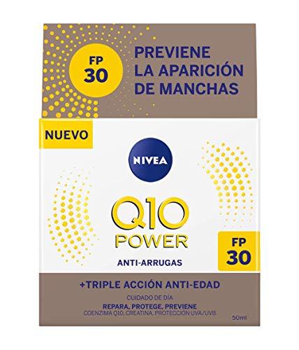 Nivea Q10 Plus Anti-Arrugas - Crema Hidratante Cuidado