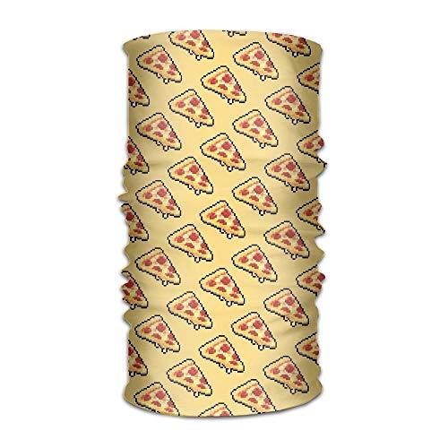jiilwkie Headwear Leaf Pattern Sweatband Elastic Turban Sport Headband Outdoor Head Wrap