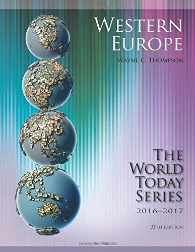 Western Europe 2016-2017 (World Today (Stryker))
