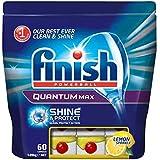 Finish Quantum Power Ball - 60 Tablets (Lemon)