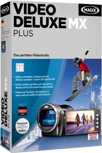 MAGIX Video deluxe MX Plus (V.18)