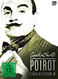 Agatha Christie - Poirot Collection 08 [4 DVDs]
