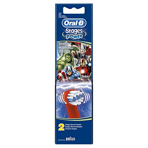 Oral-B Stages Power - toothbrush heads