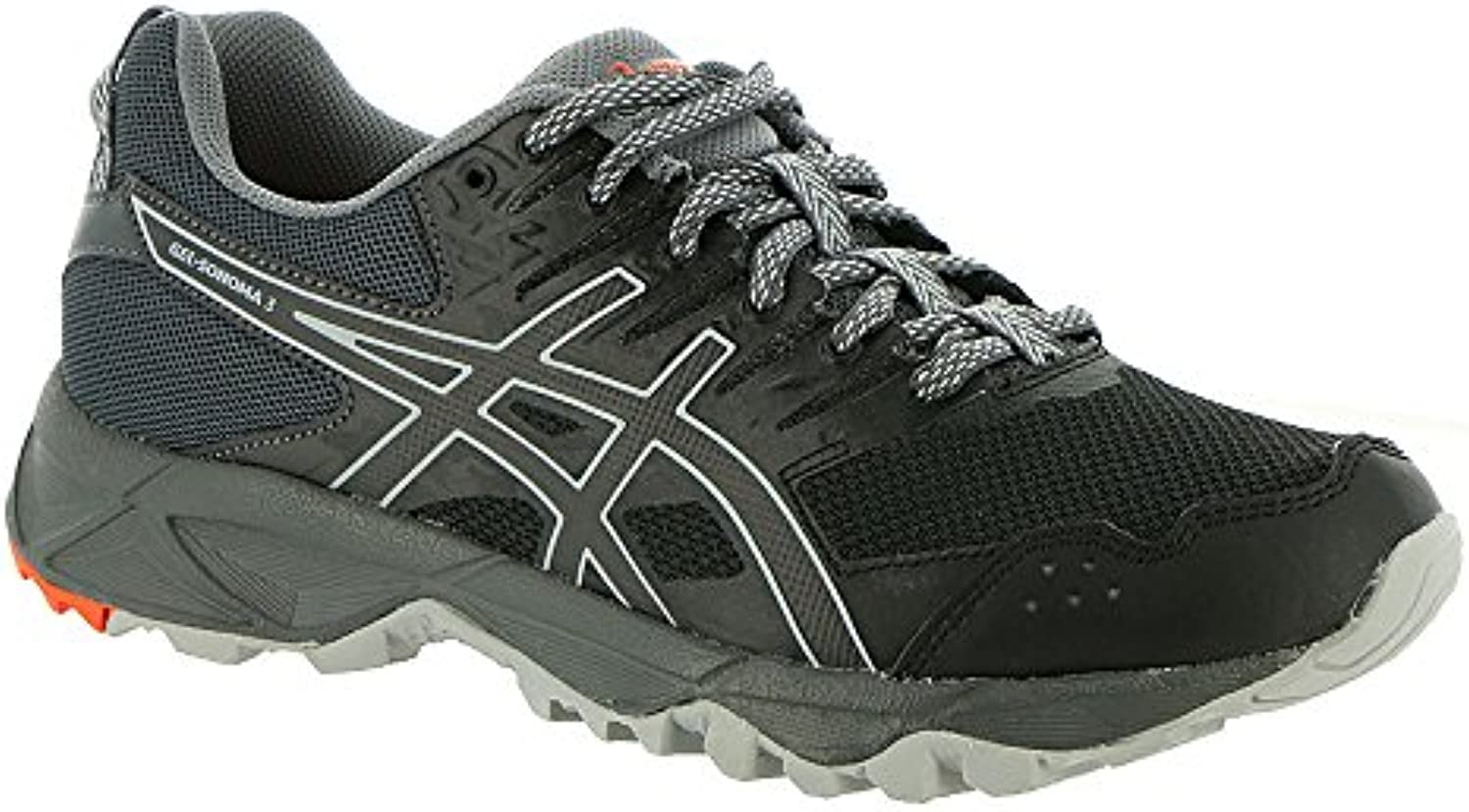 Asics T774N WoHommes 's Gel-Sonoma 3 3 3 Running Shoe, Black/Dark Grey - 10 B(M) USB077NS59Q9Parent 22dc2e