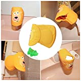 Bathtub Faucet Cover for Baby - Baby Bath Tub - Lion Faucet Cover Birthday Decorations - Baby Safe Tub - Bath Spout Cover Children Infant Baby Child Pet Toddler Bathing Kitchen Patio - Crocodile Gift