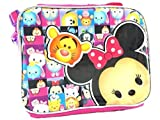 Best Ruz Lunch Boxes - Disney Tsum Tsum School Lunch Bag Insulated Snack Review