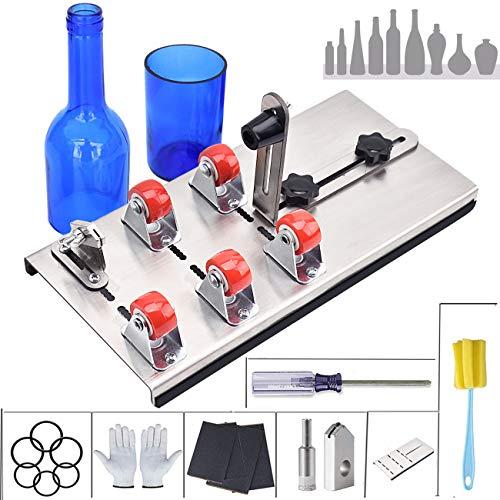 Kit cortador botellas vidrio/cortador botellas/máquina