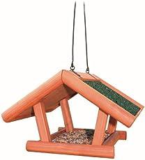 Trixie 5568 natura Futterhaus zum Hängen, 30 × 18 × 28 cm