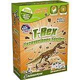 Science4you Excavaciones fósiles T-Rex - Juguete científico y educativo