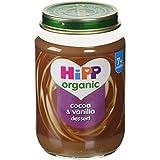 HiPP Organic Cocoa & Vanilla Dessert 7+ Months 190g