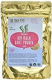 Rohes rotes Maca Wurzel Pulver – 500g – bio- zertifiziert, frische Ernte aus Peru, Fair Trade, gentechnikfrei, glutenfrei, vegan, 50 Portionen