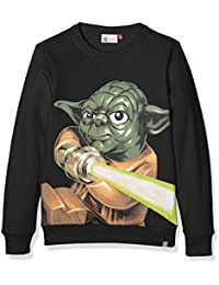 Lego Wear Star Wars Skeet 850-Sweatshirt, Sweat-Shirt Garçon