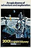 Posters 2001 Odyssee im Weltraum Filmplakat # 03 61cm x 91cm 24inx36in