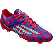 adidas F10 FG Botas de fútbol para hombre rosado M17604, Herren - Schuhe - Sport