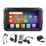 Android 4.2 8 inch Car DVD Player for VW Volkswagen Car Stereo Radio