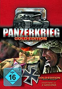 Panzerkrieg - Gold Edition: Amazon.de: Games