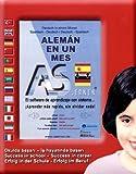 Deutsch in einem Monat - Für Spanier