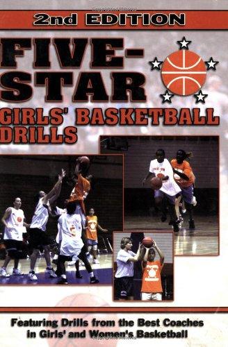 Five Star Girls' Basketball Drills por Stephanie V. Gaitley