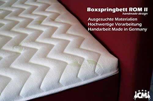 Boxspringbett elektrisch verstellbar ROM II Bild 4*