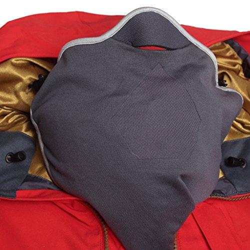 Volcom femmes Pika TDS Veste en duvet pour femme rouge - Écarlate