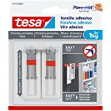 Tesa 77775-00001-00–Vis adhésive réglable pour murs peints et en plâtre (1kg)