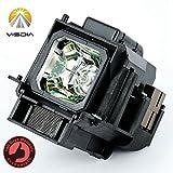 VT75LP Ersatz-Projektor-Lampe mit Gehäuse für NEC LT280LT380VT470VT670VT676Projektor