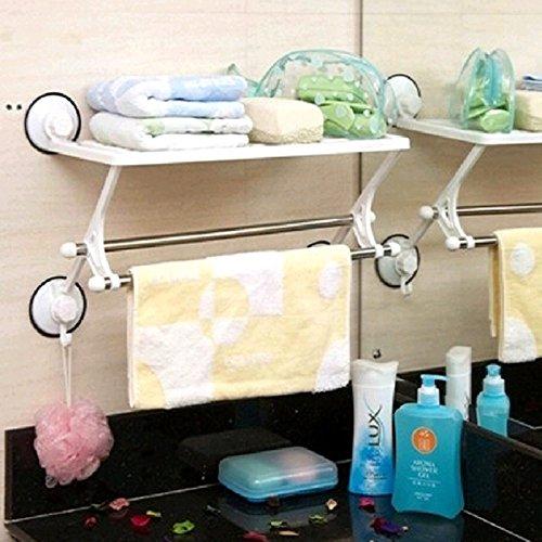 Servizi igienici cassetto rack singolo strato doppia barra di leva