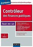Contrôleur des finances publiques - Concours externe et interne - ...