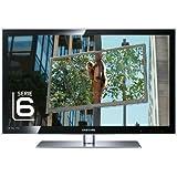 Samsung UE40C6200 101,6 cm (40 Zoll) LED-Backlight-Fernseher (Full-HD, 100Hz, DVB-T/-C/-S2) schwarz [Aktuell-nicht-verfügbar]
