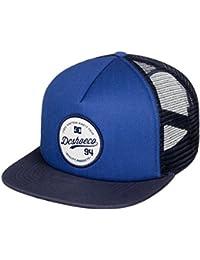DC Shoes Men's Schmades Trucker Snapback Hat