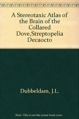 A Stereotaxic Atlas of the Brain of the Collared Dove,Streptopelia Decaocto -