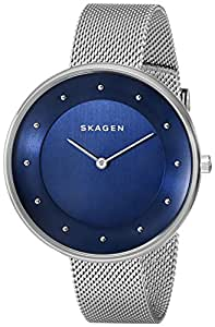 Skagen Gitte Analog Blue Dial Women's Watch - SKW2293