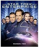Star Trek: Enterprise Season 2 [Edizione: Regno Unito] [Reino Unido] [Blu-ray]
