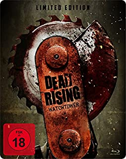 Dead Rising - Watchtower - Steelbook [Blu-ray] [Limited Edition]