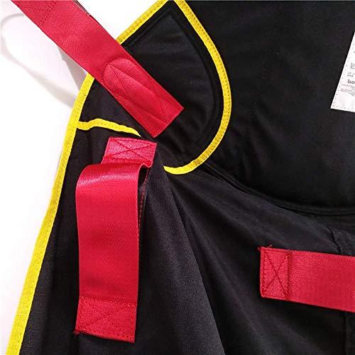 51qkAP8ajWL - Eslingas Elevación Paciente Dividido Pierna Transferir Almohadillas Cinturón médico de la Marcha, Cadera Cintura Apoya Muslo Levantadores con Seguridad De Amortiguación Acolchada
