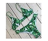 Bikini New Swimwear Women Bikini Set Cross Bandage Beach Bathing Suit Top Low Waist Swimsuit Push up Brazilian Suit Design 15 S