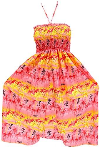 desgaste-de-la-playa-del-traje-de-bao-traje-de-bao-cubrir-maxi-cuello-halter-encima-de-la-rodilla-tubo-corto-vestido-marrn