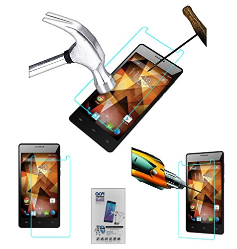 Acm Tempered Glass Screenguard for Spice Xlife 511 Pro Screen Guard Scratch Protector  available at amazon for Rs.179