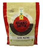 #9: Organic Tattva Black Mustard, 200g
