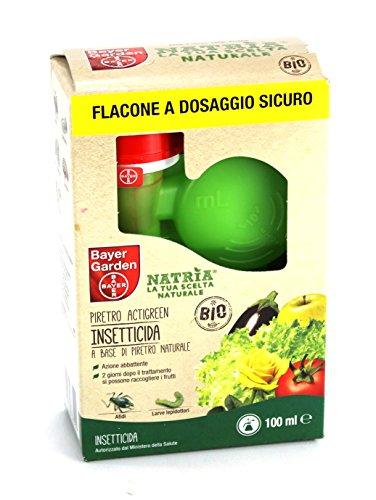 Newsbenessere.com 51qkEdtLQfL Bayer - Piretro actigreen x 100 ml Bio